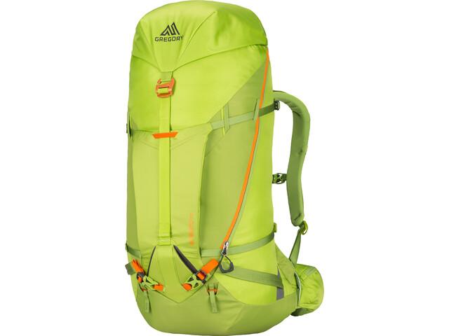 Gregory Alpinisto 50 - Mochila - Small verde